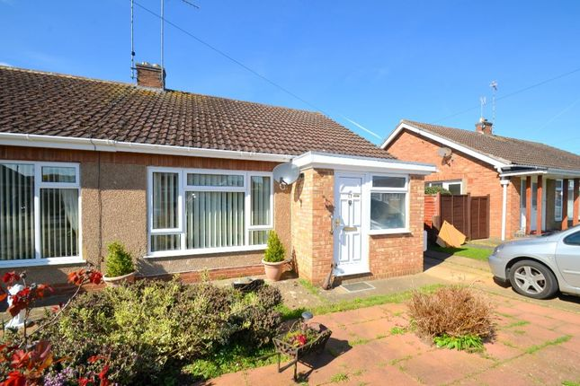 Thumbnail Bungalow to rent in Wolfe Close, Kettering