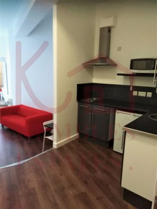 Studio to rent in St. Sepulchre Gate, Doncaster DN1