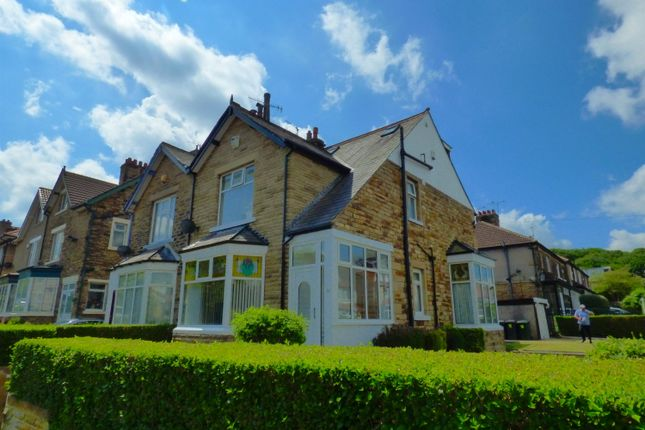 Thumbnail Semi-detached house to rent in Grove Road, Shipley