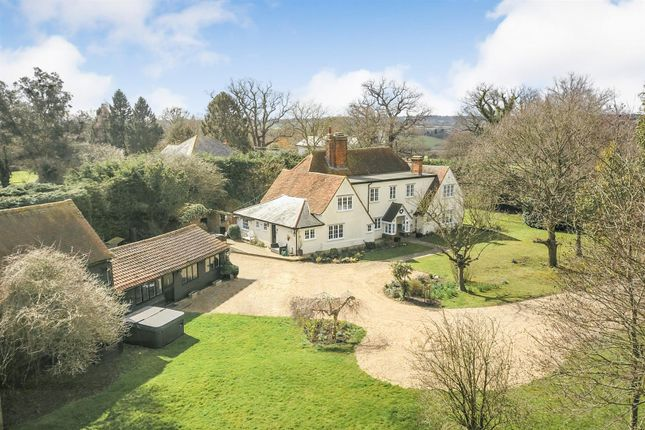 Thumbnail Detached house for sale in Writtle Road, Margaretting, Ingatestone