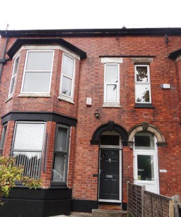Thumbnail End terrace house to rent in Derby Road, Lenton, Nottingham