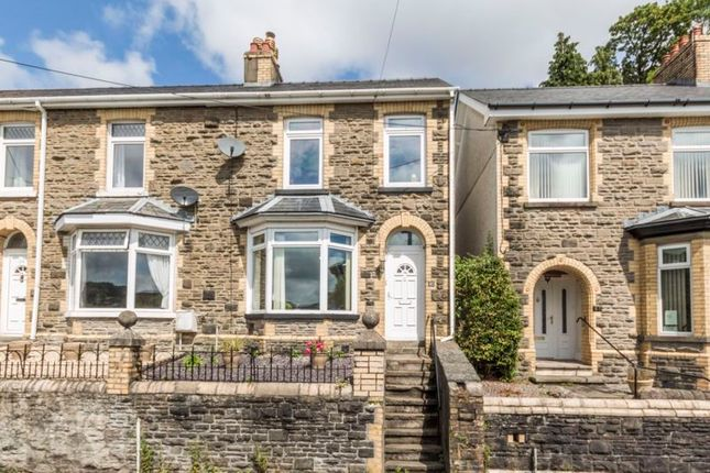 End terrace house for sale in Manor Road, Abersychan, Pontypool