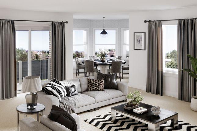 Thumbnail Flat for sale in 35 Pwyllycrochan Avenue, Colwyn Bay