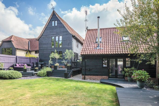 Thumbnail Barn conversion for sale in The Causeway, Finchingfield, Braintree