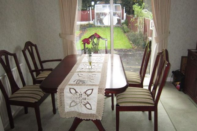 Dining Room of Carding Close, Mount Nod, Coventry CV5