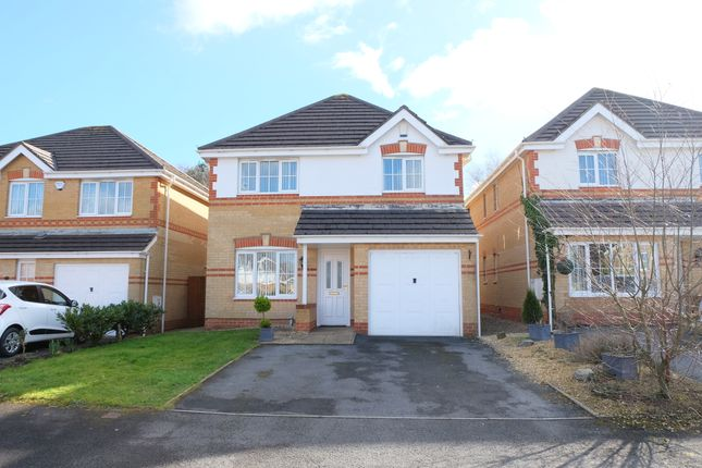 4 bed detached house to rent in Cae Melyn, Swansea