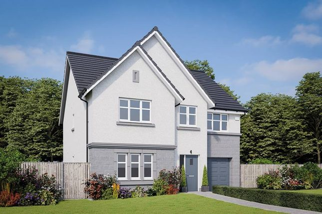 "Thumbnail 5 bedroom detached house for sale in ""The Crichton"" at Balhalgardy Rise, Inverurie"