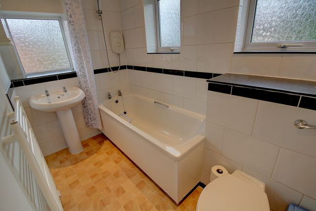 Bathroom of Hillside, Brownhills, Walsall WS8