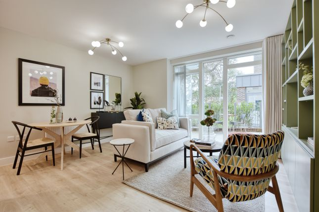 Thumbnail Flat for sale in 14 Brondesbury Park, London