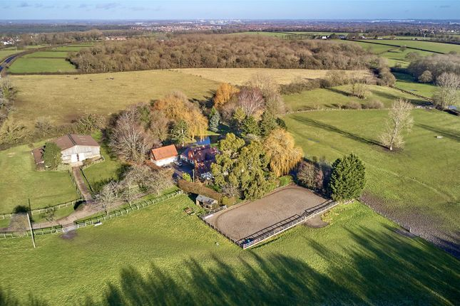Thumbnail Property for sale in Coddimoor Lane, Whaddon, Milton Keynes