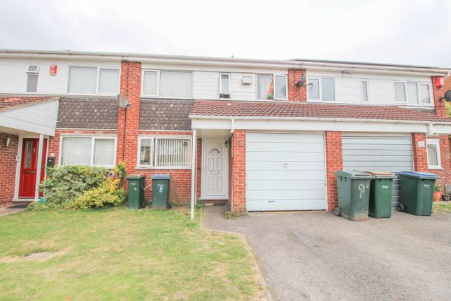 Thumbnail Terraced house for sale in Pangbourne Road, Coventry