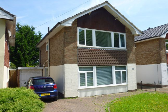 Thumbnail Detached house to rent in Hambledon Road, Waterlooville