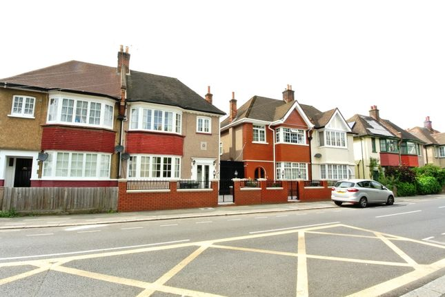 Thumbnail Semi-detached house to rent in Algernon Road, Lewisham