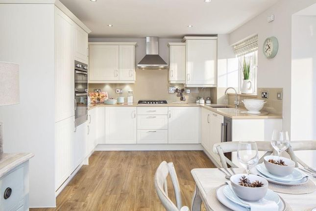 "Thumbnail Detached house for sale in ""Morpeth"" at Braishfield Road, Braishfield, Romsey"