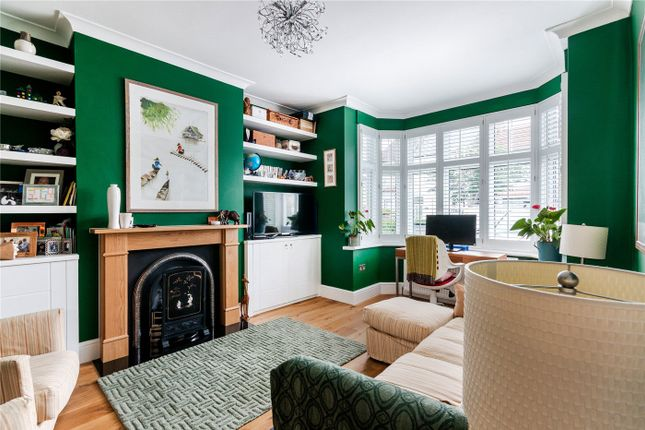 Thumbnail Terraced house for sale in Bickersteth Road, London