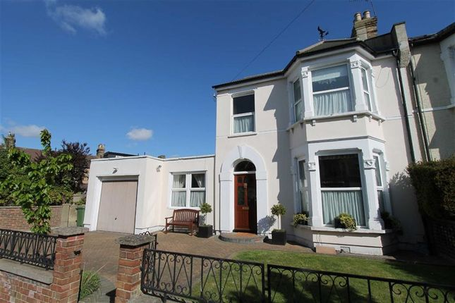 Thumbnail End terrace house for sale in Elibank Road, Eltham, London