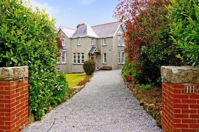 Thumbnail Detached house for sale in Station Road, Okehampton
