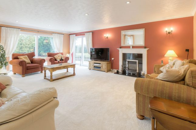 Thumbnail Detached house for sale in Waterloo Close, Abbotsley, St. Neots, Cambridgeshire