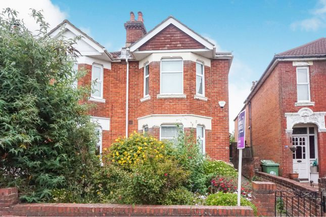 Thumbnail Semi-detached house for sale in Greville Road, Shirley, Southampton