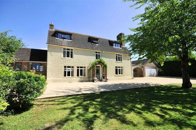 Thumbnail Link-detached house for sale in Parton Road, Churchdown, Gloucester