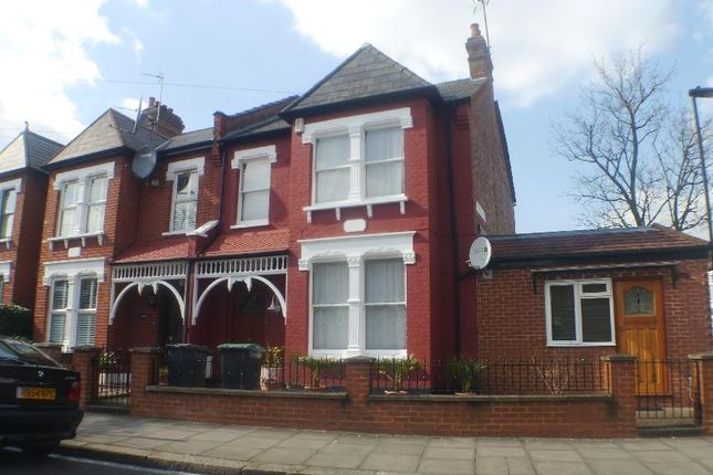 Thumbnail Terraced house for sale in Boundary Road, London