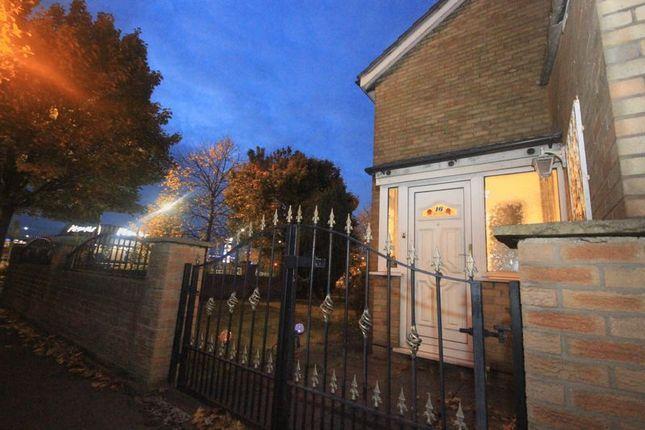 Thumbnail Semi-detached house to rent in Stroma Gardens, Urmston, Manchester
