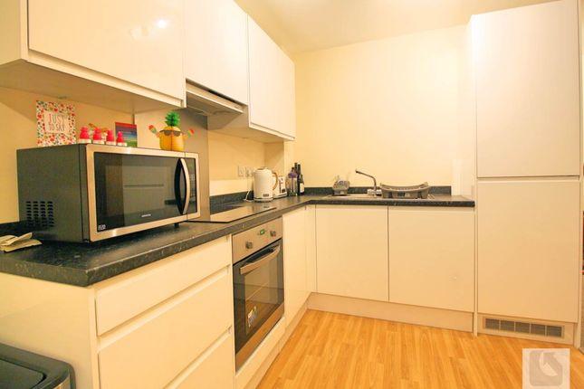 Kitchen Area of Carver Street, Hockley, Birmingham B1