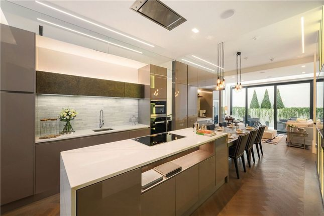 Thumbnail Terraced house to rent in Trevor Place, Knightsbridge, London