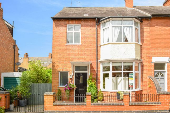 Thumbnail Semi-detached house for sale in Sidney Road, South Knighton, Leicester