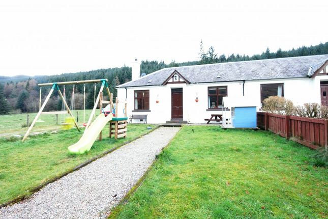 Thumbnail Semi-detached bungalow for sale in 1 South Laggan, By Spean Bridge, Inverness Shire