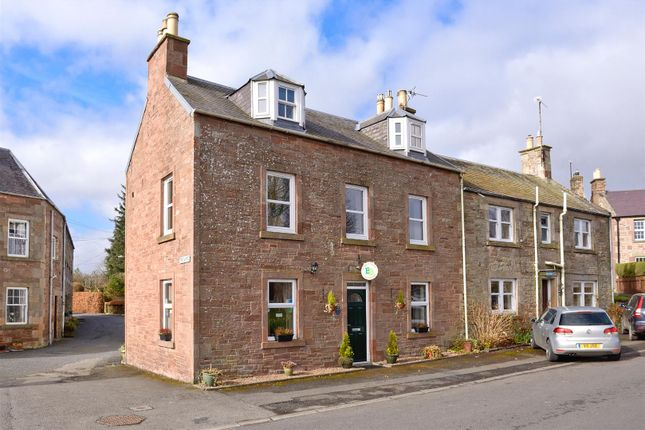 Semi-detached house for sale in Church View, The Wynd, Denholm, Hawick