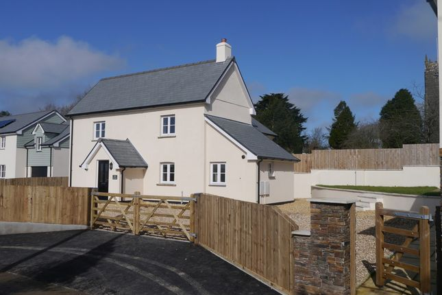 Thumbnail Detached house for sale in High Bickington, Umberleigh