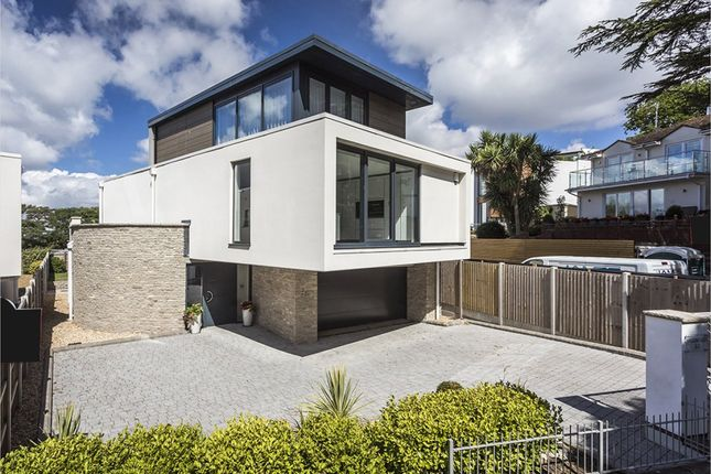Thumbnail Detached house for sale in Chaddesley Glen, Sandbanks, Poole