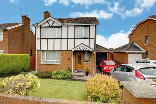 Thumbnail Detached house for sale in Abbeydale Avenue, Newtownards