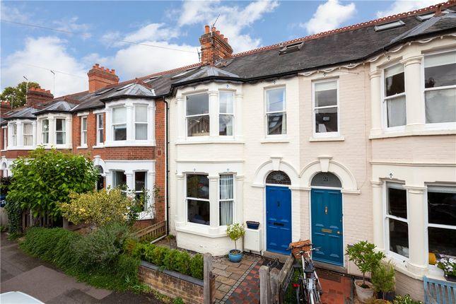 Thumbnail Terraced house for sale in Eltisley Avenue, Newnham, Cambridge