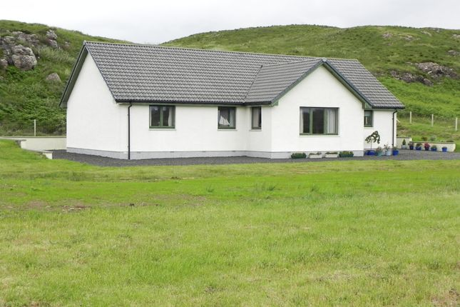 Thumbnail Detached bungalow for sale in Arnival, 23 Portnalong, Isle Of Skye