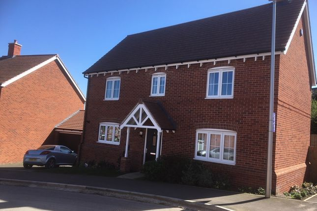 Thumbnail Detached house to rent in Lynchet Road, Malpas