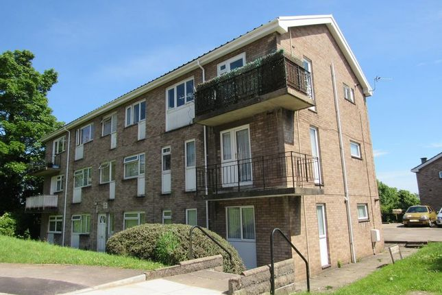 Thumbnail Flat for sale in Quarry Close, Fairwater, Cardiff