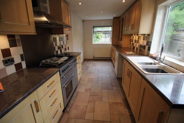 Thumbnail Semi-detached house to rent in Fletcher Road, Beeston, Nottingham