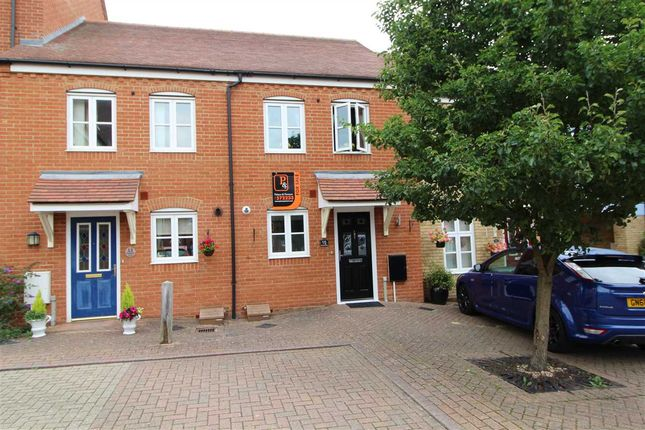 Thumbnail Terraced house for sale in Freeman Close, Mile End, Colchester