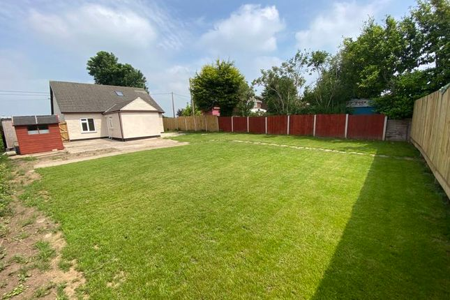 Thumbnail Detached bungalow for sale in Doncaster Road, Gunness, Scunthorpe