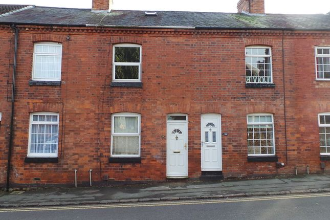 Thumbnail Terraced house for sale in Bradgate Road, Anstey, Leicester