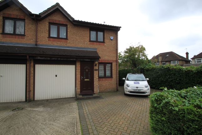 Semi-detached house to rent in Sweets Way, Whetstone