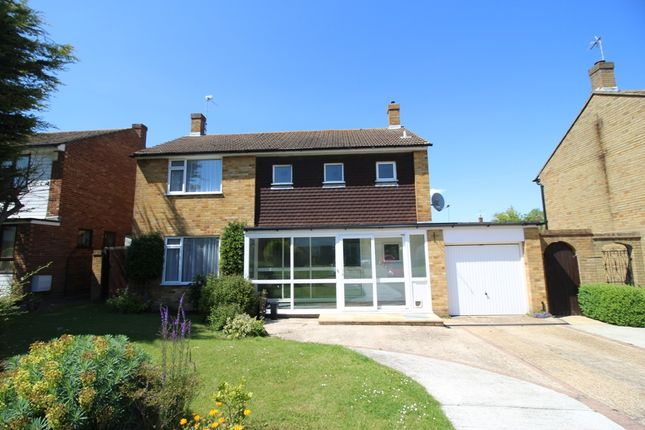 Thumbnail Detached house to rent in Ryefield Close, Ratton / Willingdon, Eastbourne