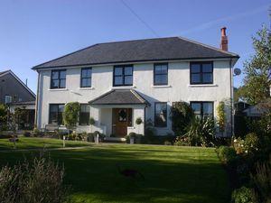 5 bedroom detached house for sale in 16 Pennard Road, Kittle, Swansea