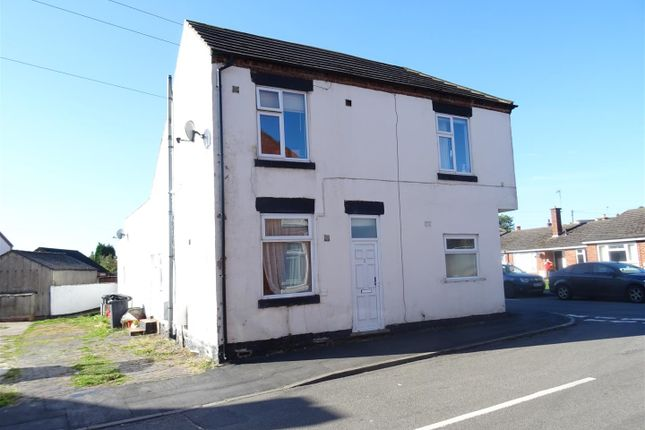 Thumbnail Flat for sale in Curzon Street, Ibstock