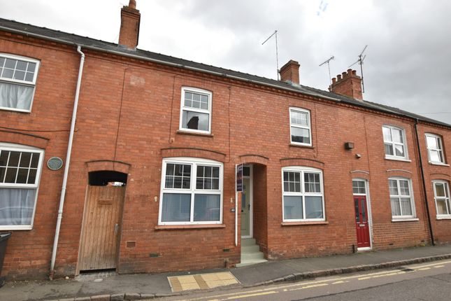 3 bed terraced house for sale in High Street, Wollaston, Northamptonshire NN29