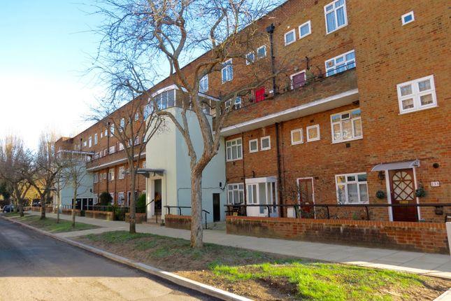 Thumbnail Flat for sale in Frensham Drive, London
