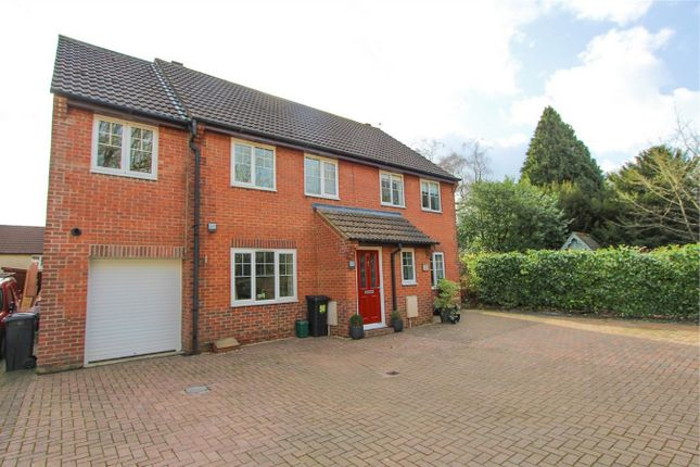 4 bed semi-detached house for sale in Couzens Close, Chipping Sodbury, South Gloucestershire BS37