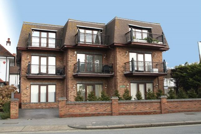 Thumbnail Flat for sale in The Beachfront, 47 Chalkwell Esplanade, Westcliff-On-Sea, Essex